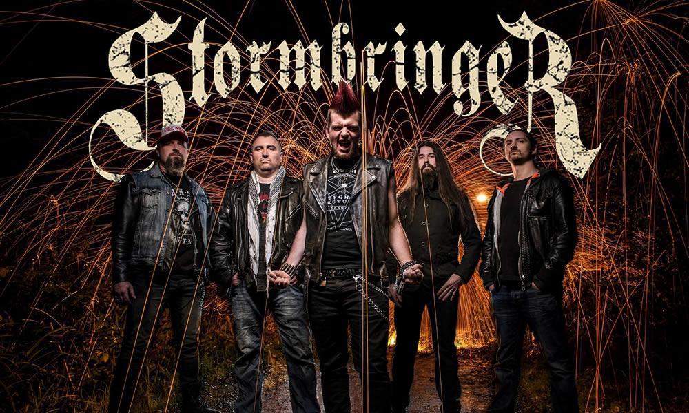Rock Around The World: Stormbringer - Bad Blood